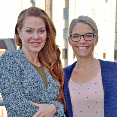 Kvinnliga entreprenörer som brinner för e-hälsa